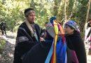 Comunidades mapuche se reúnen en Nahuelbuta para lanzar primera candidatura mapuche a las presidenciales